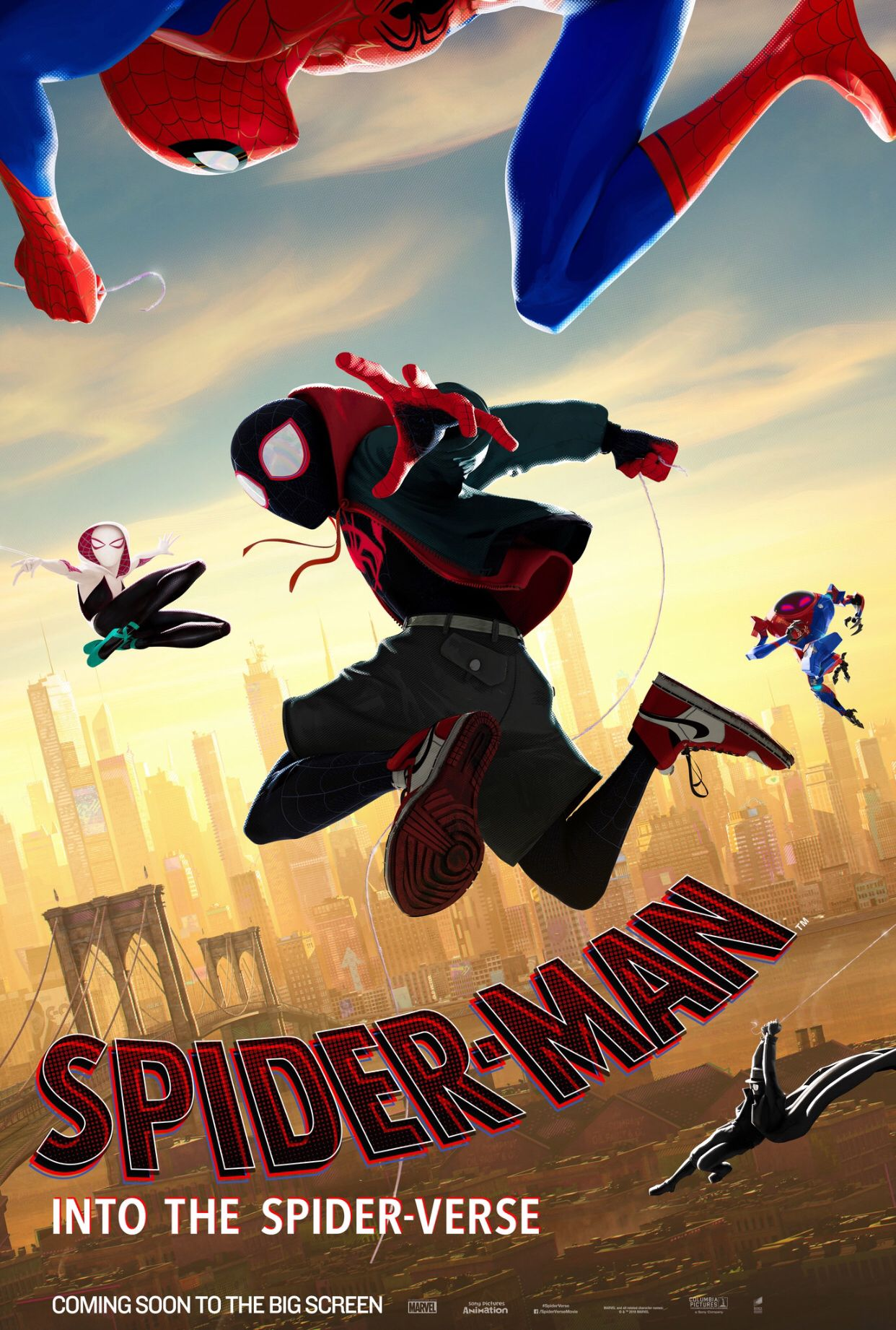 f9a6a432265 Teen Miles Morales becomes Spider-Man of his reality
