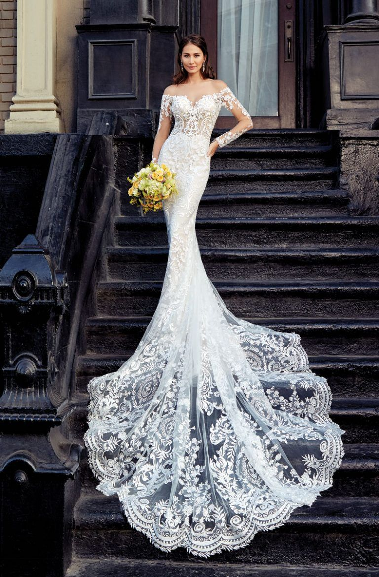 DELPHINA – Wedding Dresses   Bridal Gowns   KITTYCHEN COUTURE   T&M ...