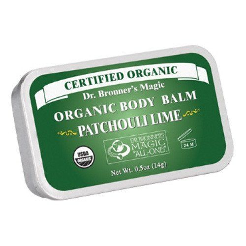 Bálsamo Orgánico Corporal de Pachulí y Lima - Patchouli Lime Organic Body Balm - Oianora
