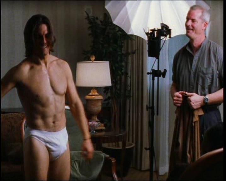 naked photo of tom cruise