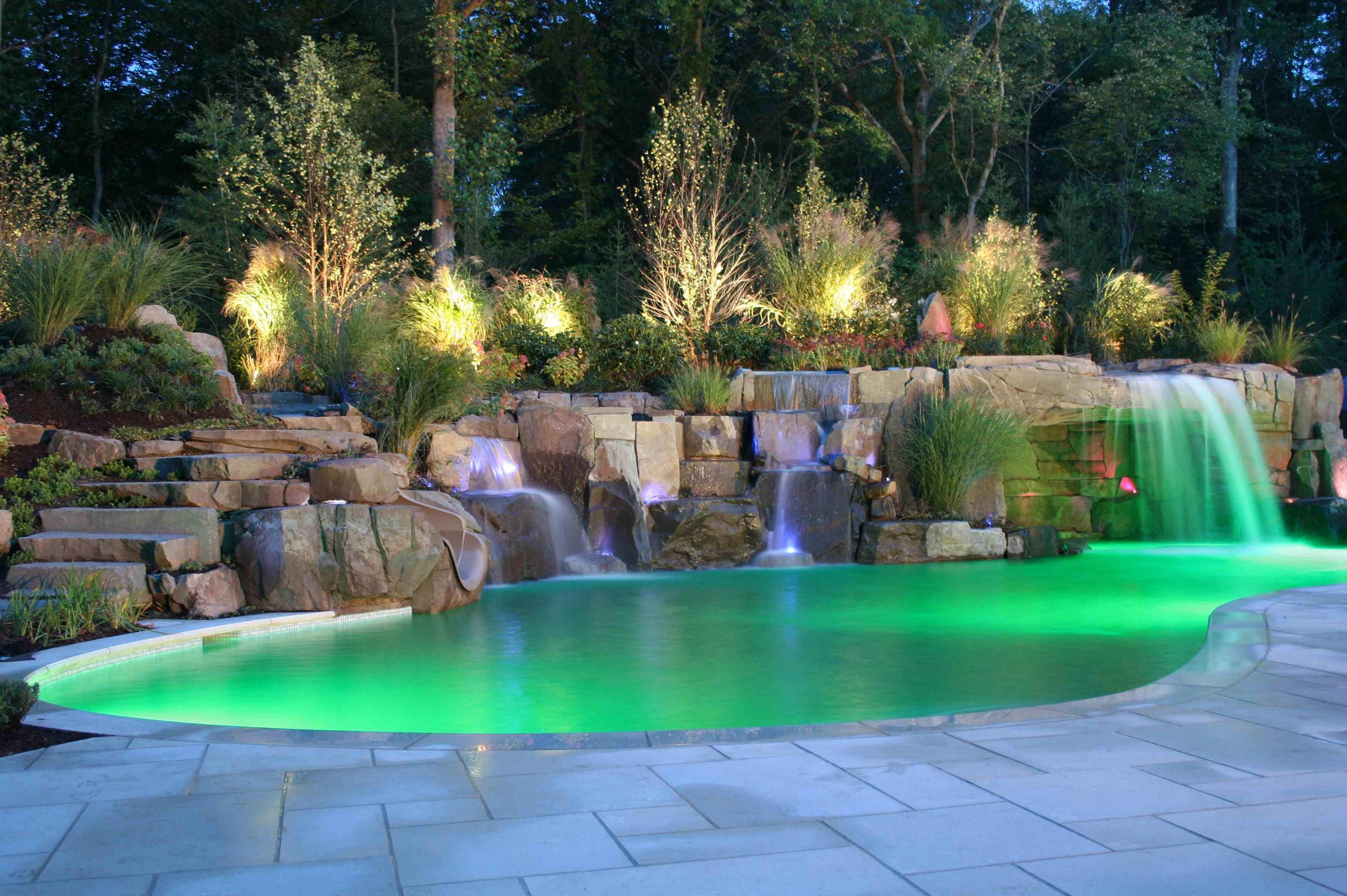 Kid Friendly Backyards 2013 Best Swimming Pool Design Award