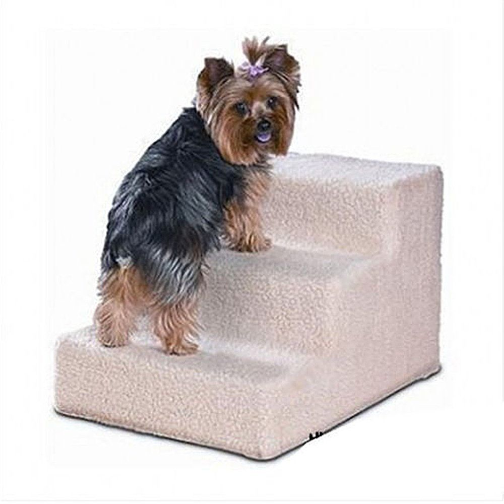Dog · BonClare Lightweight Pet Stairs Soft ...