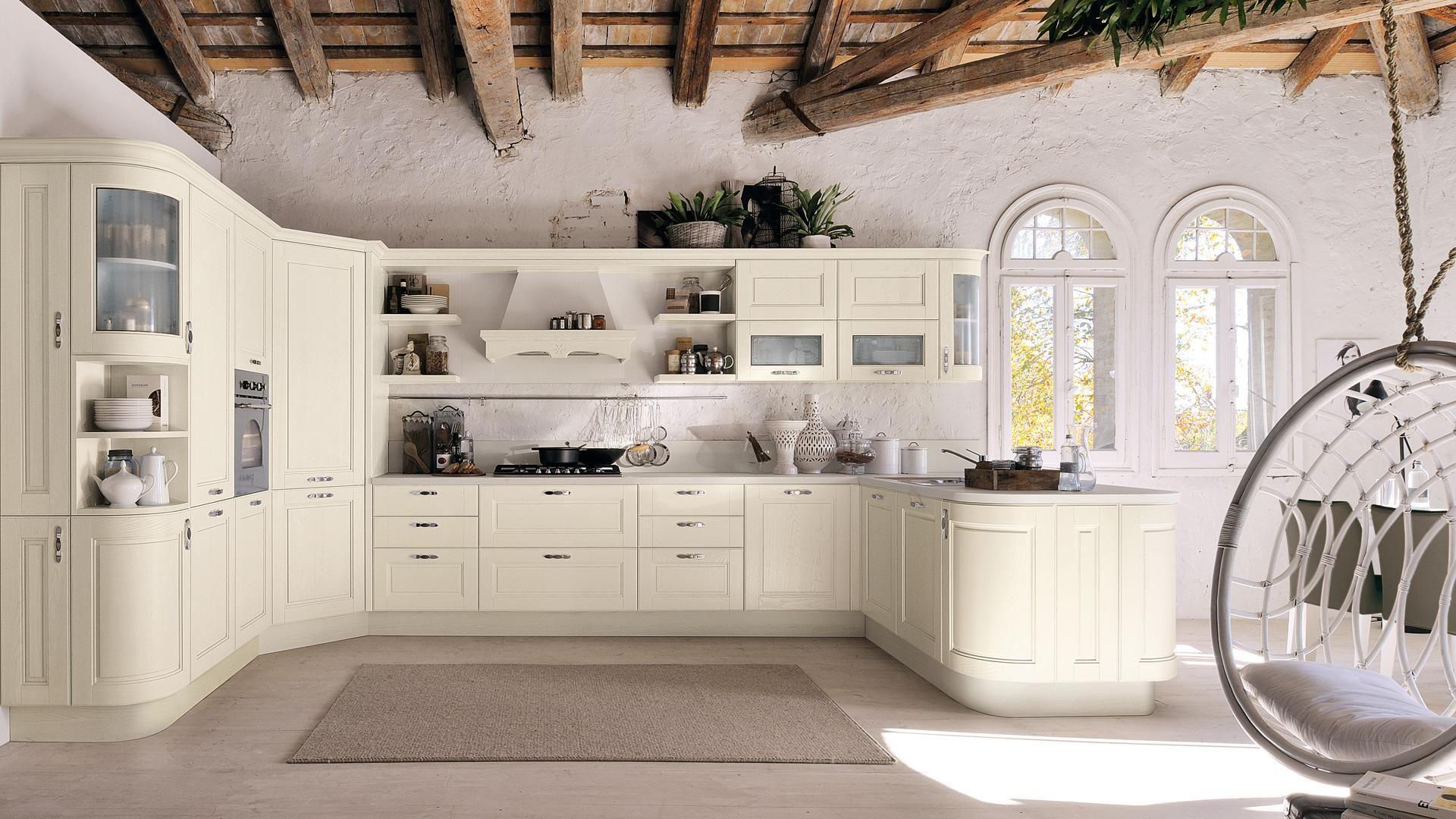 Agnese - Cucine Classiche - Cucine Lube | Progetti da provare ...