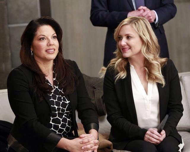 Callie & Arizona!   Grey\'s Anatomy   Pinterest