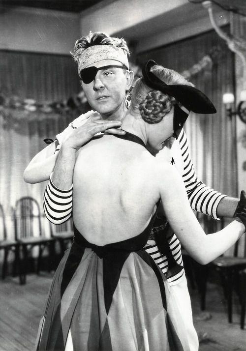 Les vacances de Monsieur Hulot ( Jacques Tati, 1953).