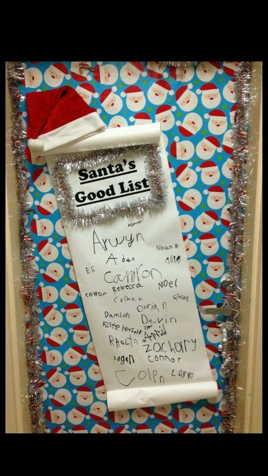 Make It A Naughty List For The Office Christmas