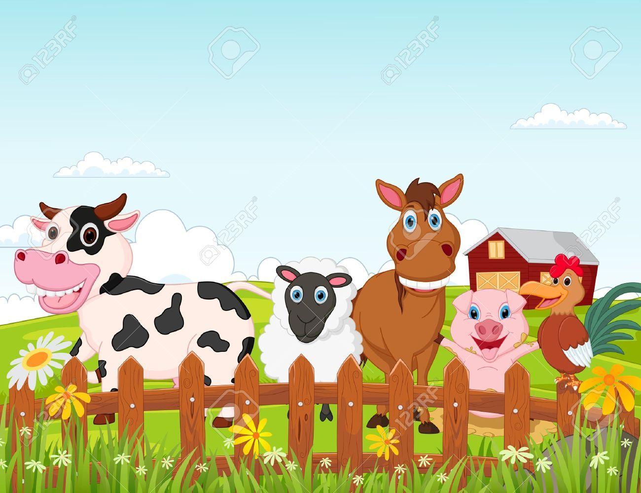Farm animal cartoon , sponsored, Farm, animal, cartoon