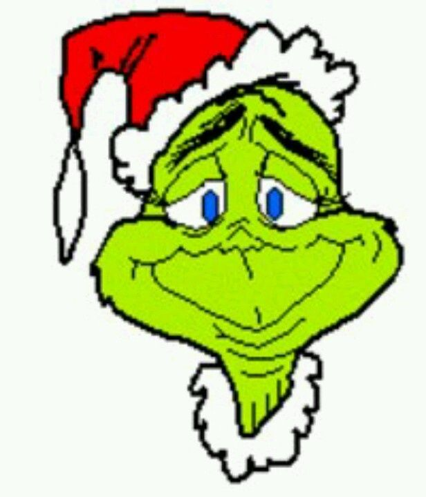 14++ Grinch christmas hat clipart information