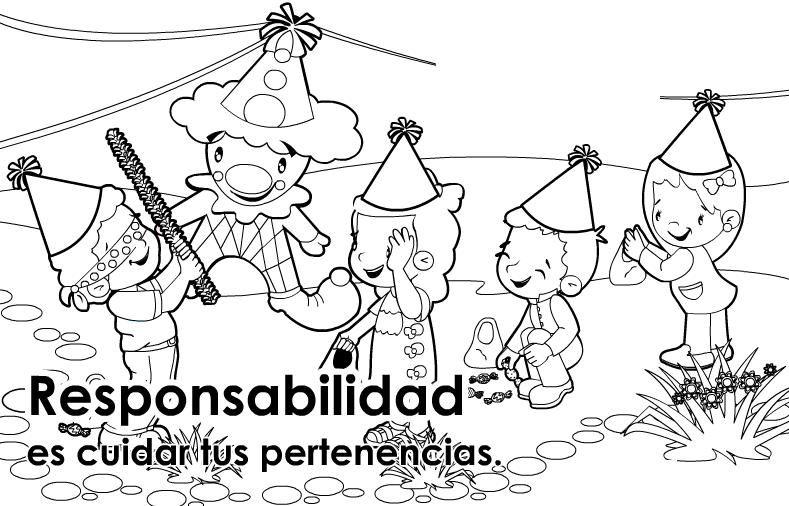 VALORES... - Marilú San Juan Ibarra - Picasa Web Albums | Drawing ...
