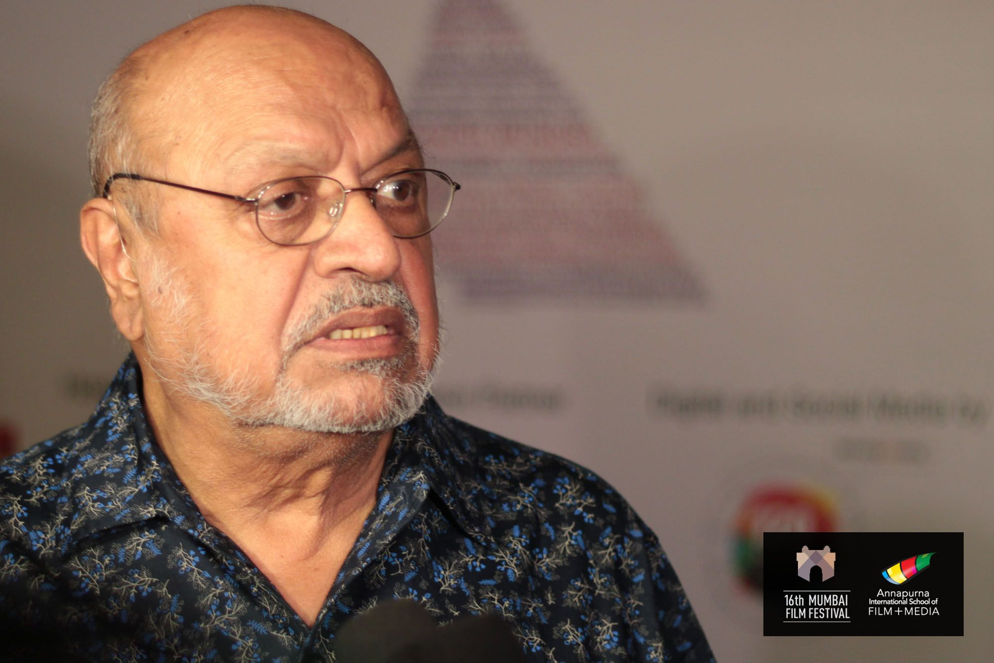 Director Shyam Benegal Saying A Few Words On His Film Junoon
