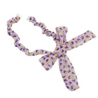 Allegra K Lady Leopard Print Bra Replacement Stretch Neck Strap Allegra K. $3.78