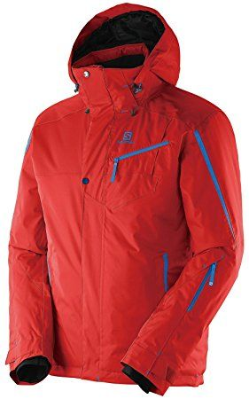 Salomon Supernova Men's Ski Jacket Reviews | GO Outdoors