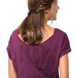 Jack Wolfskin Jerseykleid Frauen Coral Coast Dress Xl violett Jack Wolfskin – Peinados facile