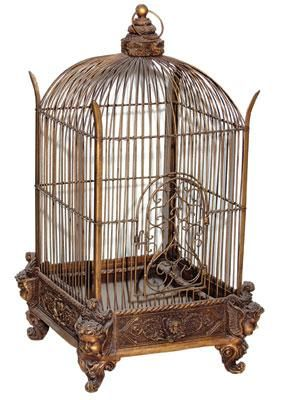 Vintage Bird Cage...   http://storify.com/EnergizingLife/decorative-antique-bird-cages