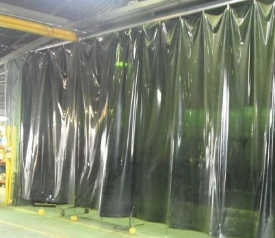 Clear Tarpaulin Curtains Curtains Strip Curtains Industrial Curtains