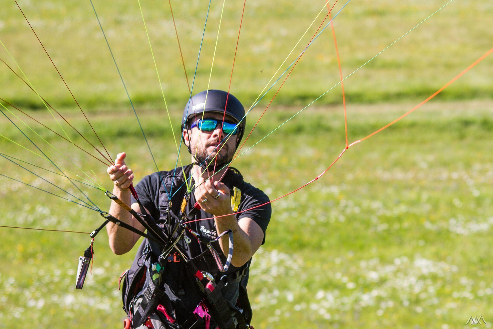 Paragliding-Bilder - Papillon Paragliding Wasserkuppe