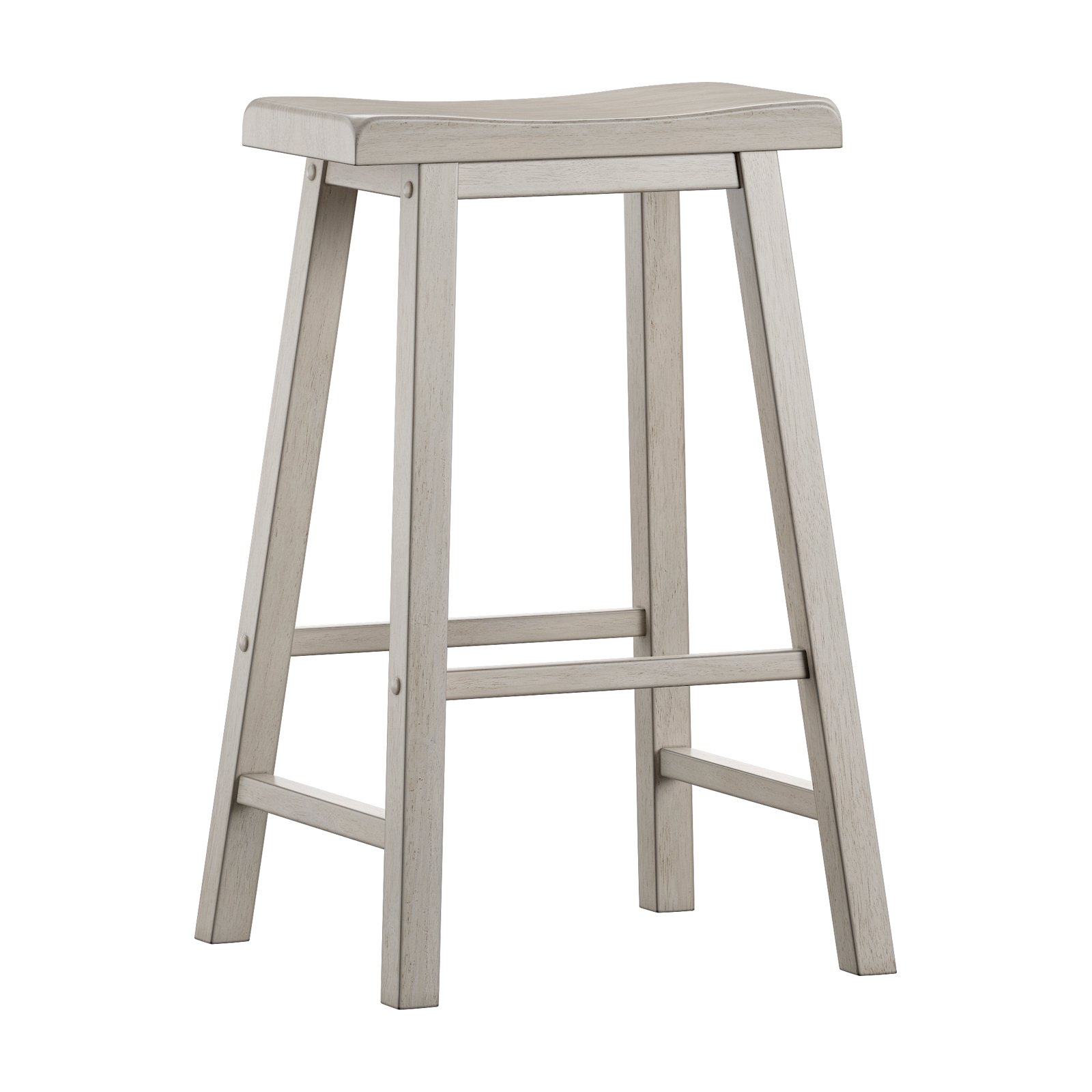 Weston Home Ashby Saddle Seat 29 In Backless Bar Stools Set Of 2 In 2019 Bar Stools Backless Bar Stools Stool