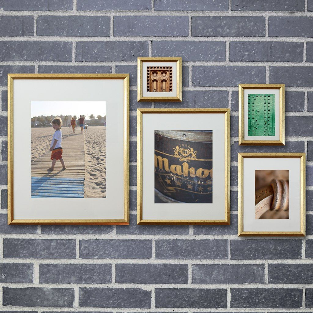 Gold Frame Set By Studio Decor Studio Decor Gold Photo Frames Frame Set