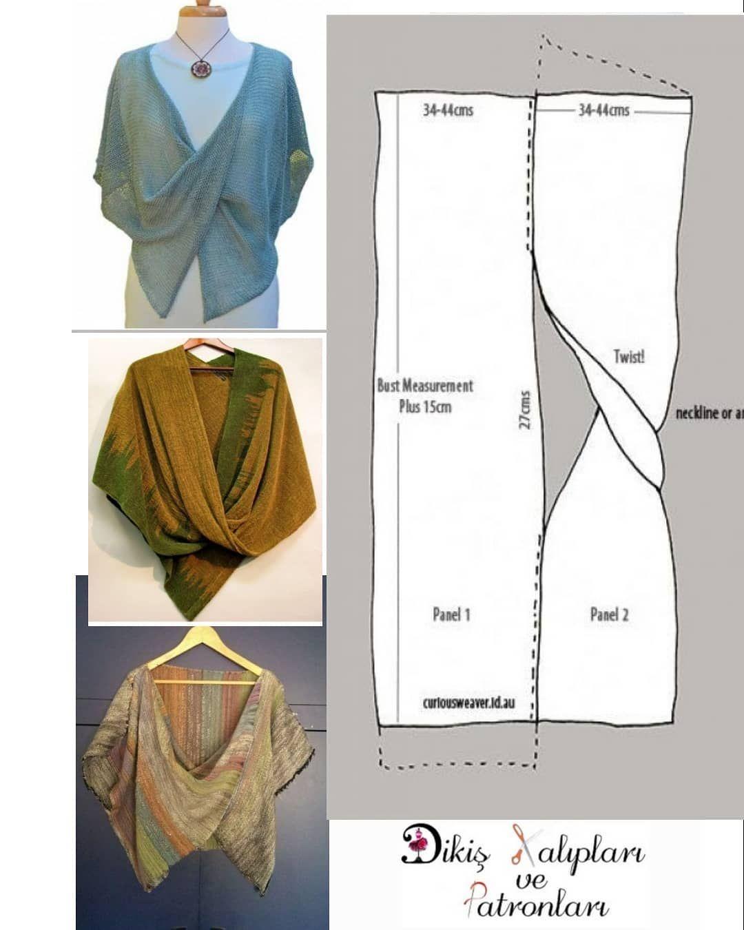 dikiskalipvepatronlaribluz   moda   Pinterest   Costura, Ropa y Patrones