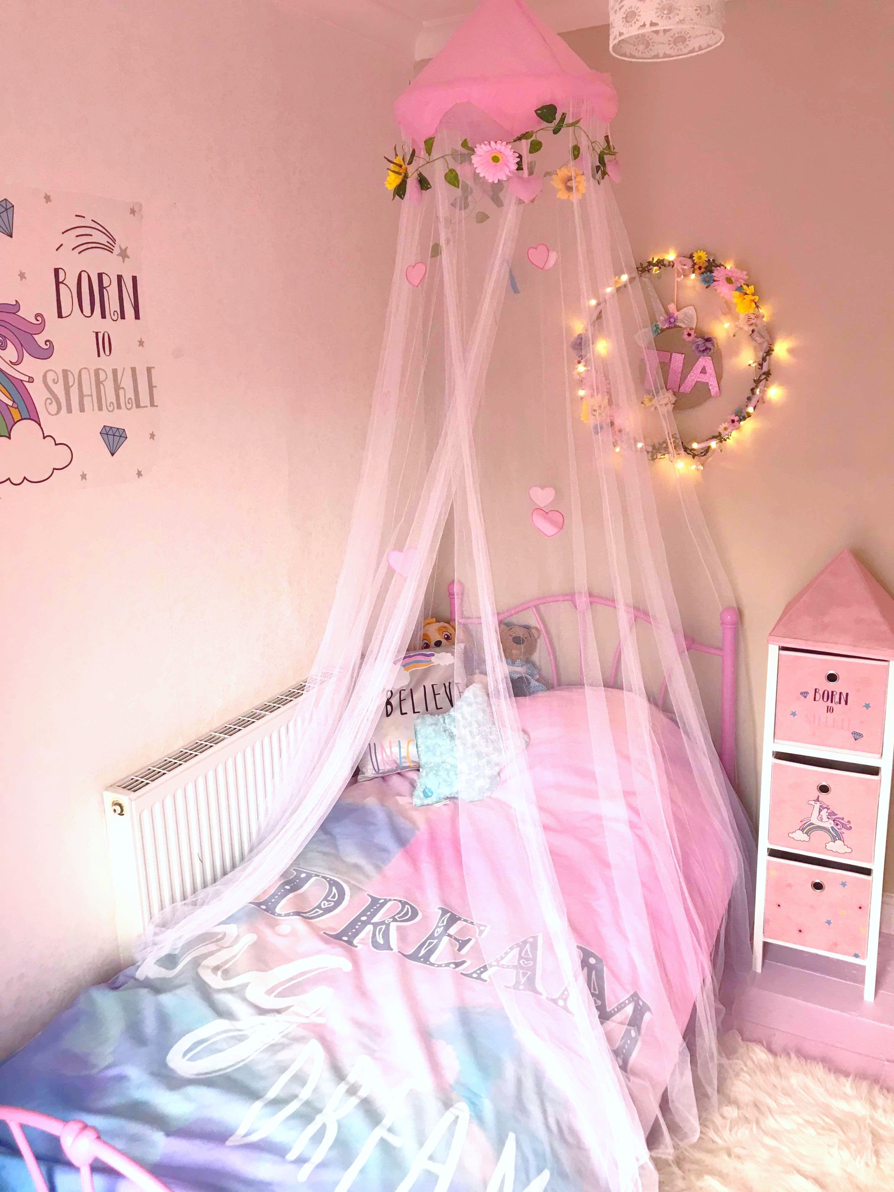 Tia S Unicorn Bedroom Unicorn Themed Room Bedroom Carpet Unicorn Bedroom