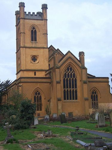 St Peter St Paul Mitcham Surrey England
