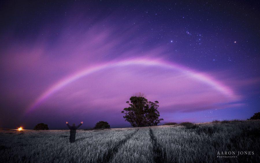 Midnight Rainbow by Aaron Jones on 500px