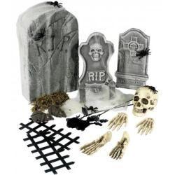 Reduzierte Halloween Dekoration #naturallandmarks