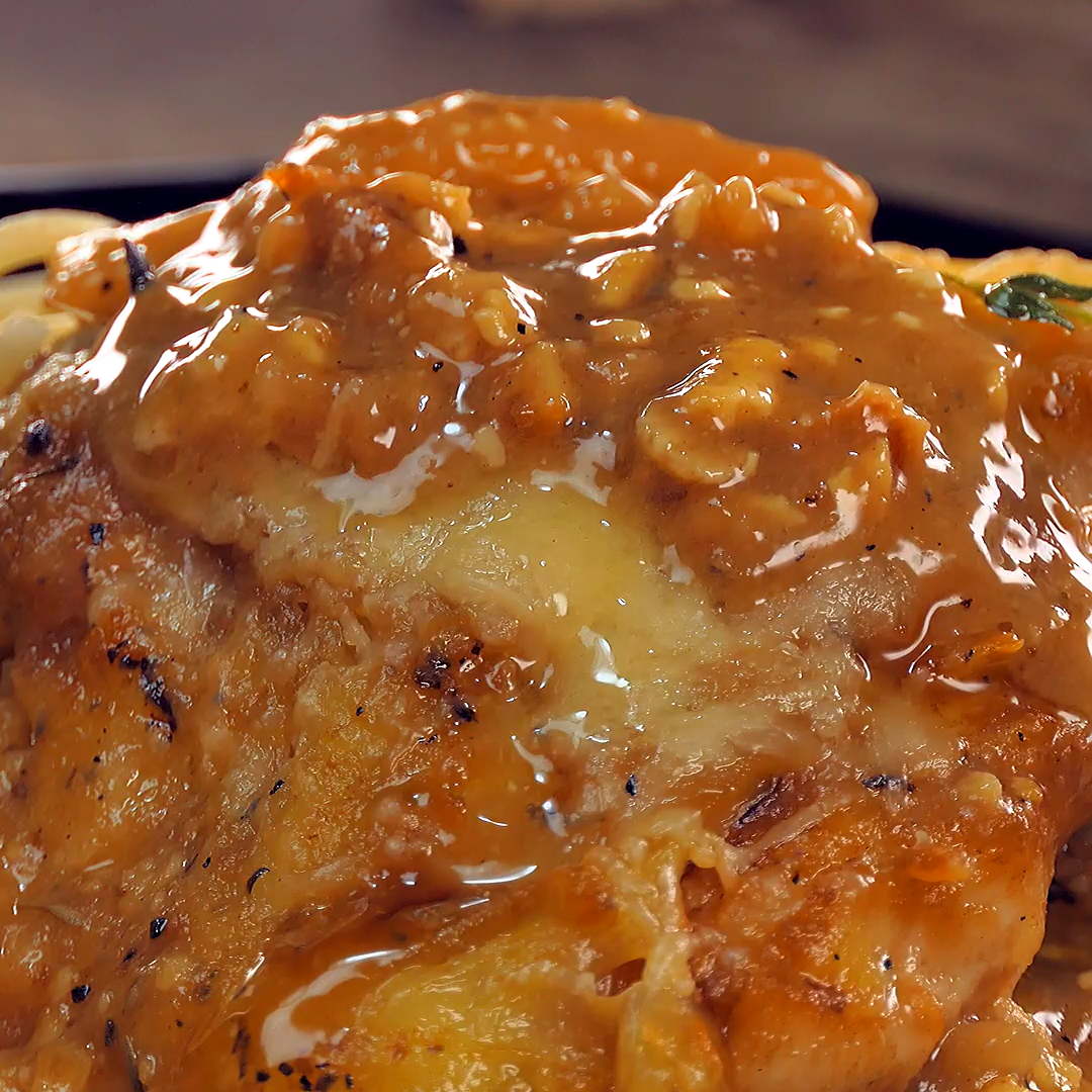 French Onion Chicken images