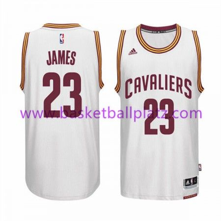 on sale 7dc95 de530 Cleveland Cavaliers Trikot Herren 15-16 LeBron James 23 ...