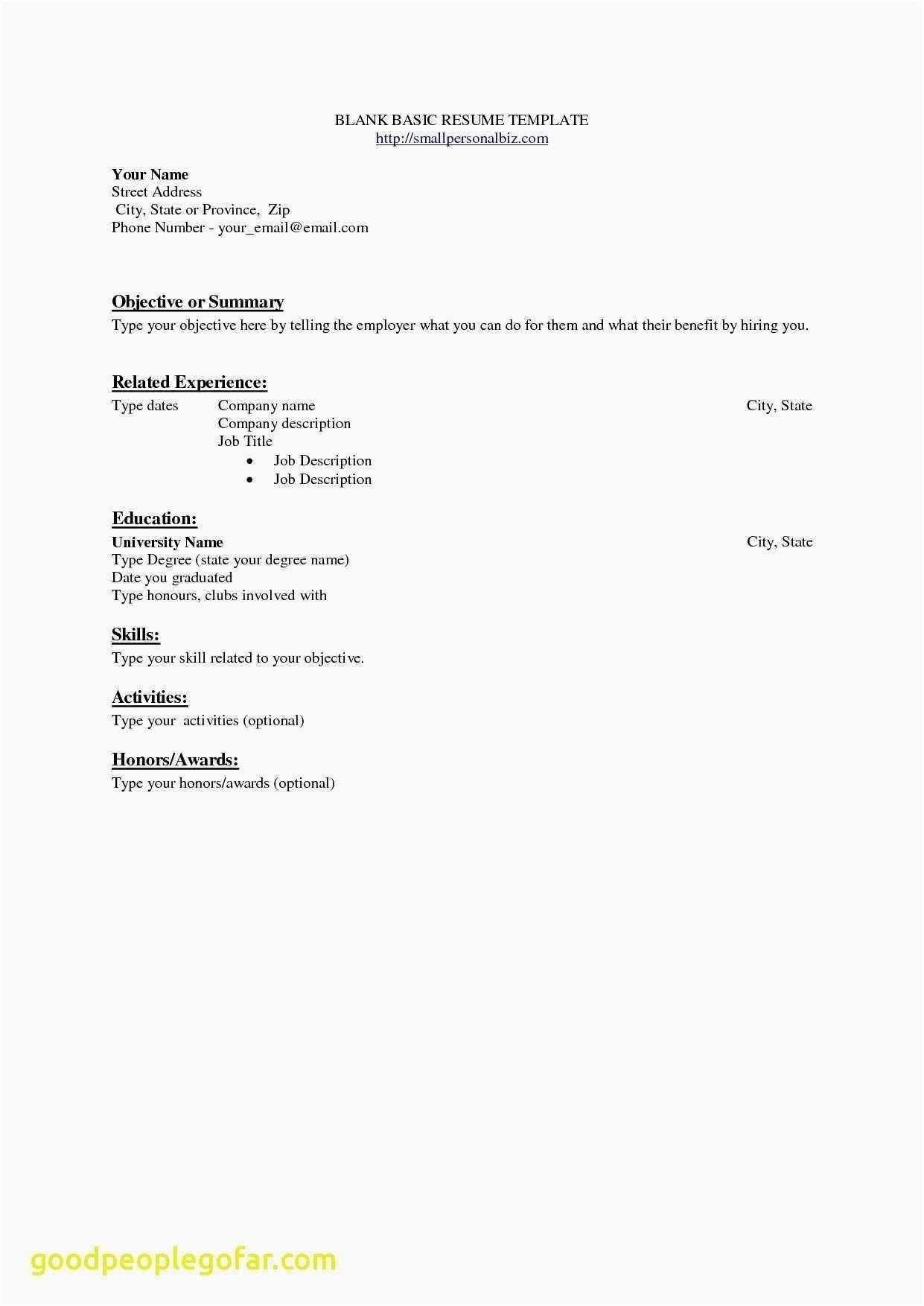 32 new resume summary vs objective in 2020 job resume