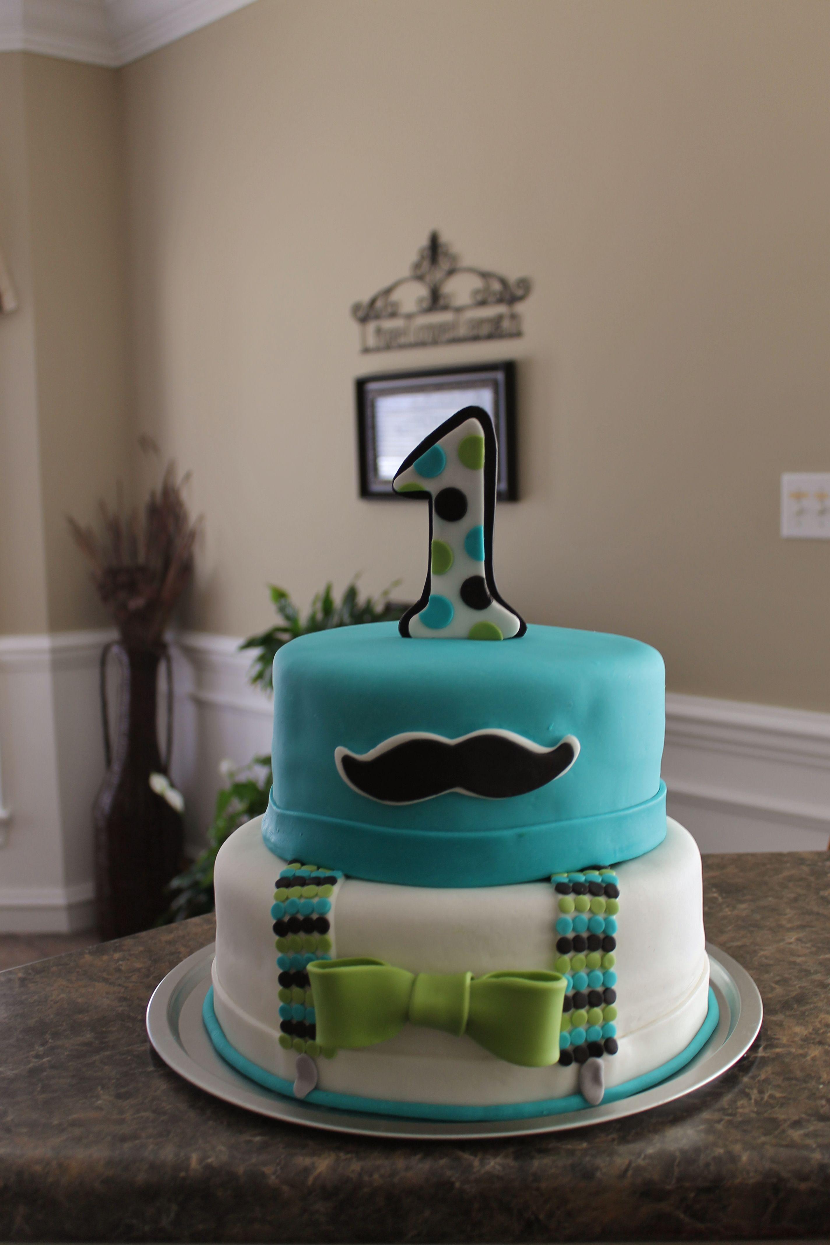 Little Man Cake First Birthday Party Ideas Pinterest Tortk