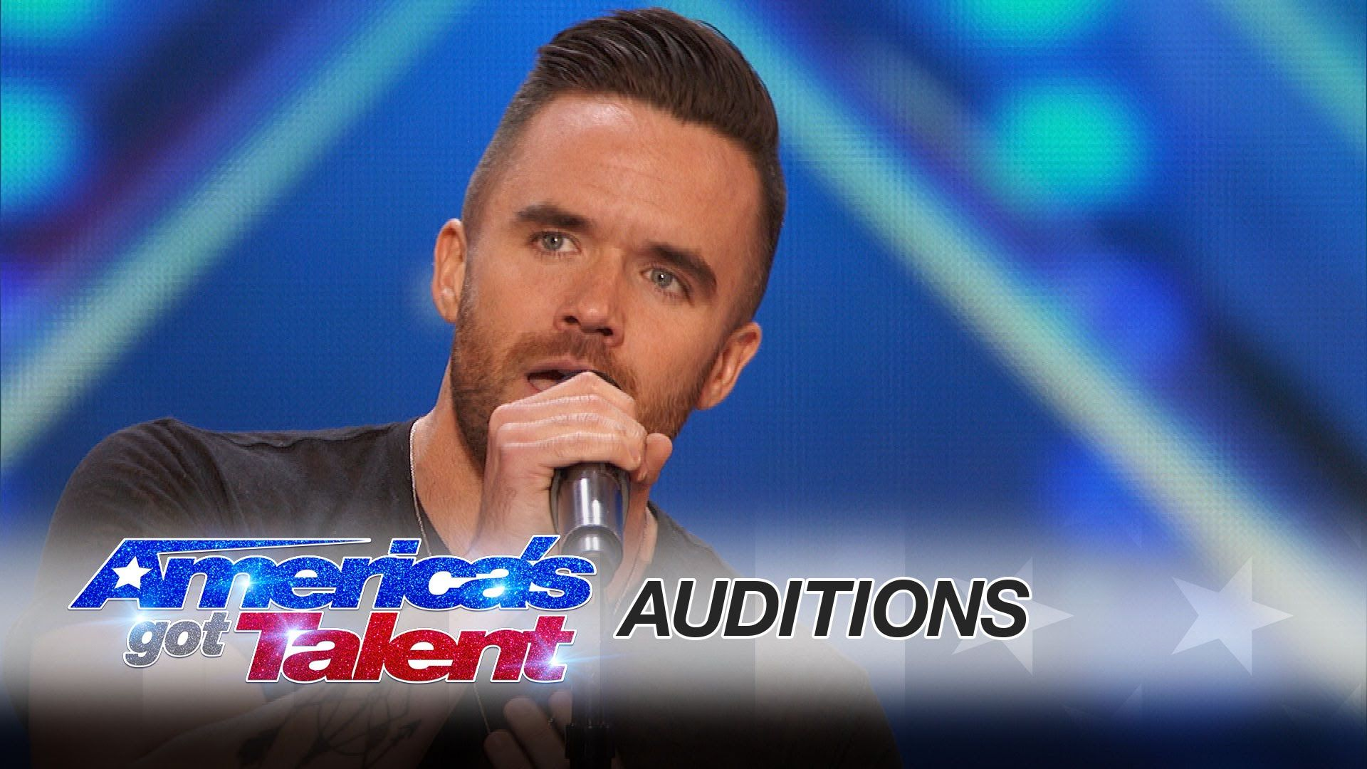 Americas got talent 2017 male singer - Brian Justin Crum Singer Gets Standing Ovation With Powerful Cover America S Got Talent 2016