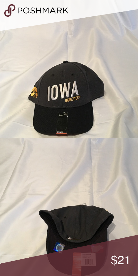 51de02ef Iowa Hawkeyes Nike Dri-Fit L91 Flex-Fit Hat Iowa Hawkeyes Nike Dri-Fit  Legacy91 Flex-Fit Hat. Save money by bundling with other items in my store.