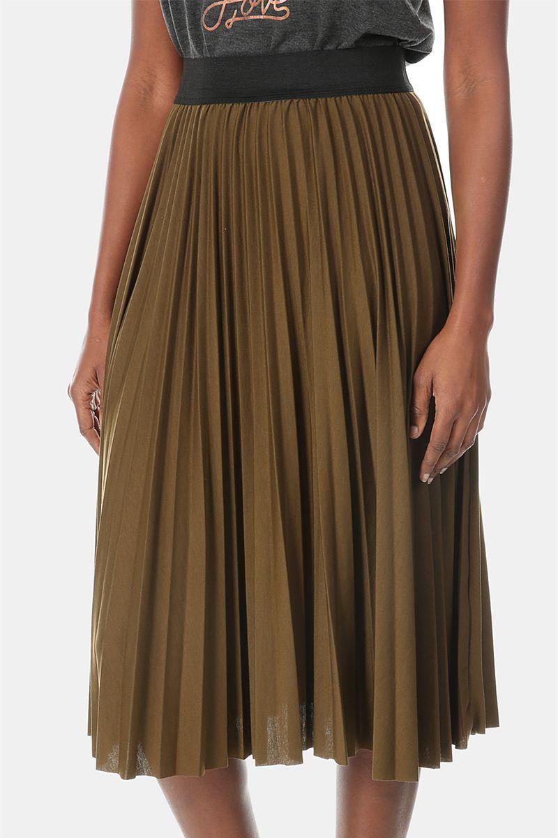47413ee96b Fatigue Pleated Skirt