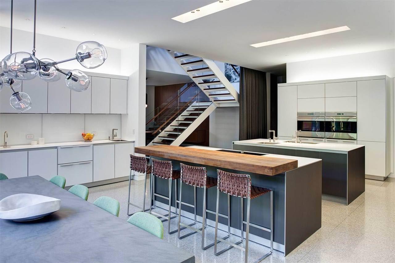 Atemberaubend Internationale Konzepte Unvollendet Kücheninsel Bilder ...