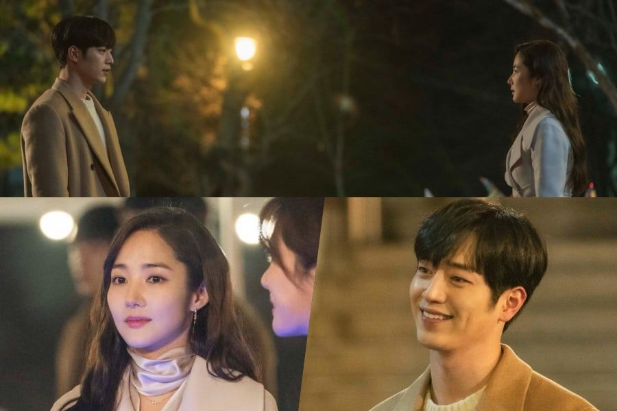 """I'll Go To You When The Weather Is Nice"" Previews Breathtaking Scene Of Park Min Young And Seo Kang Joon"