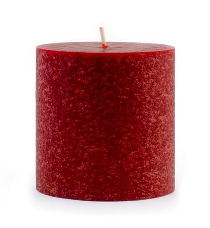 Spice Market Pillar Root Candle