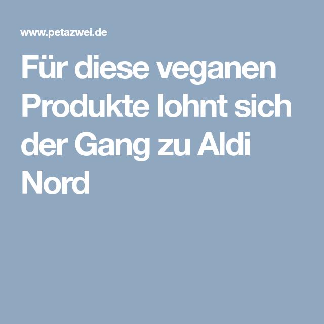 Für diese veganen Produkte lohnt sich der Gang zu Aldi