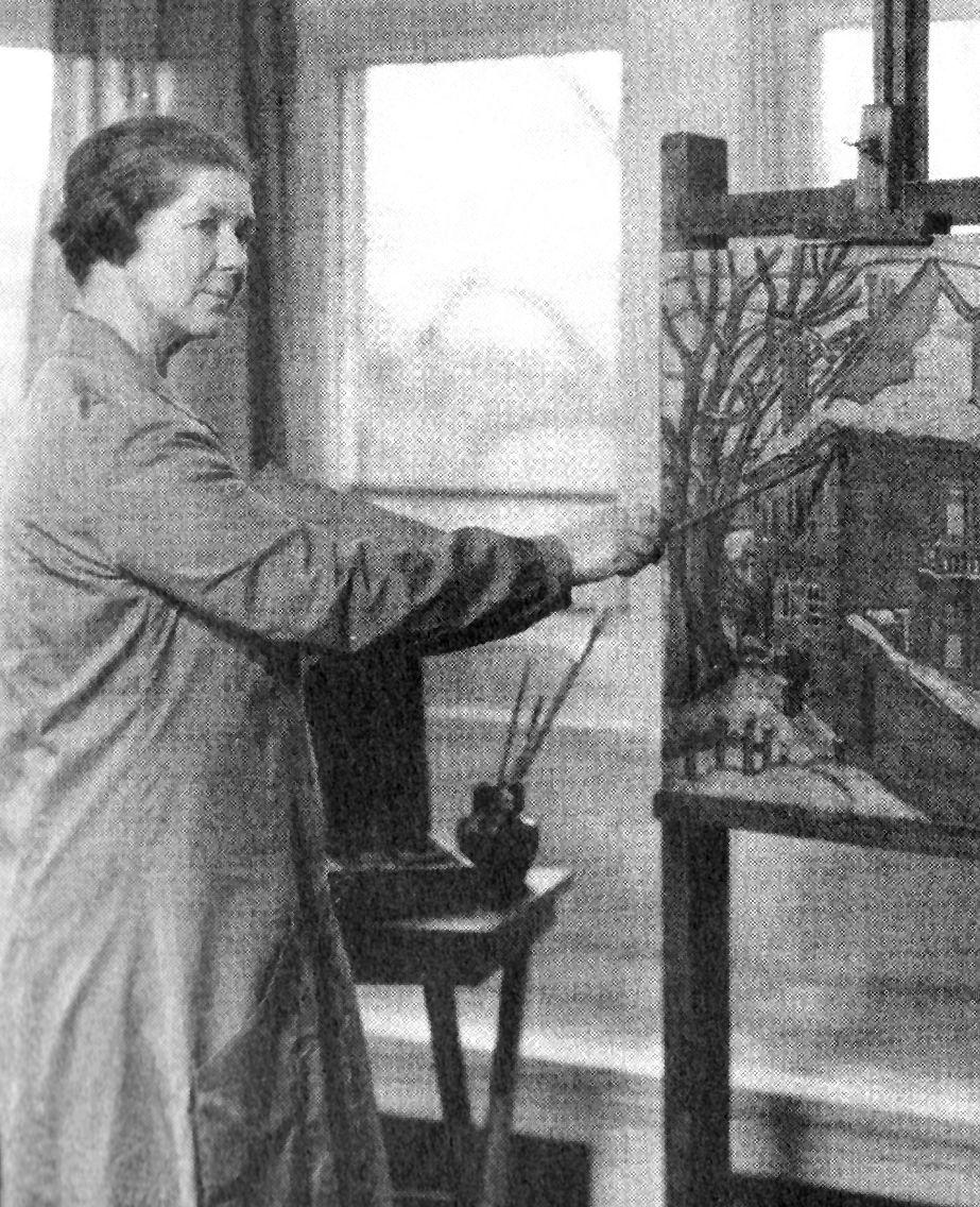 Ethel Seath (1879 - 1963) Beaver Hall Group