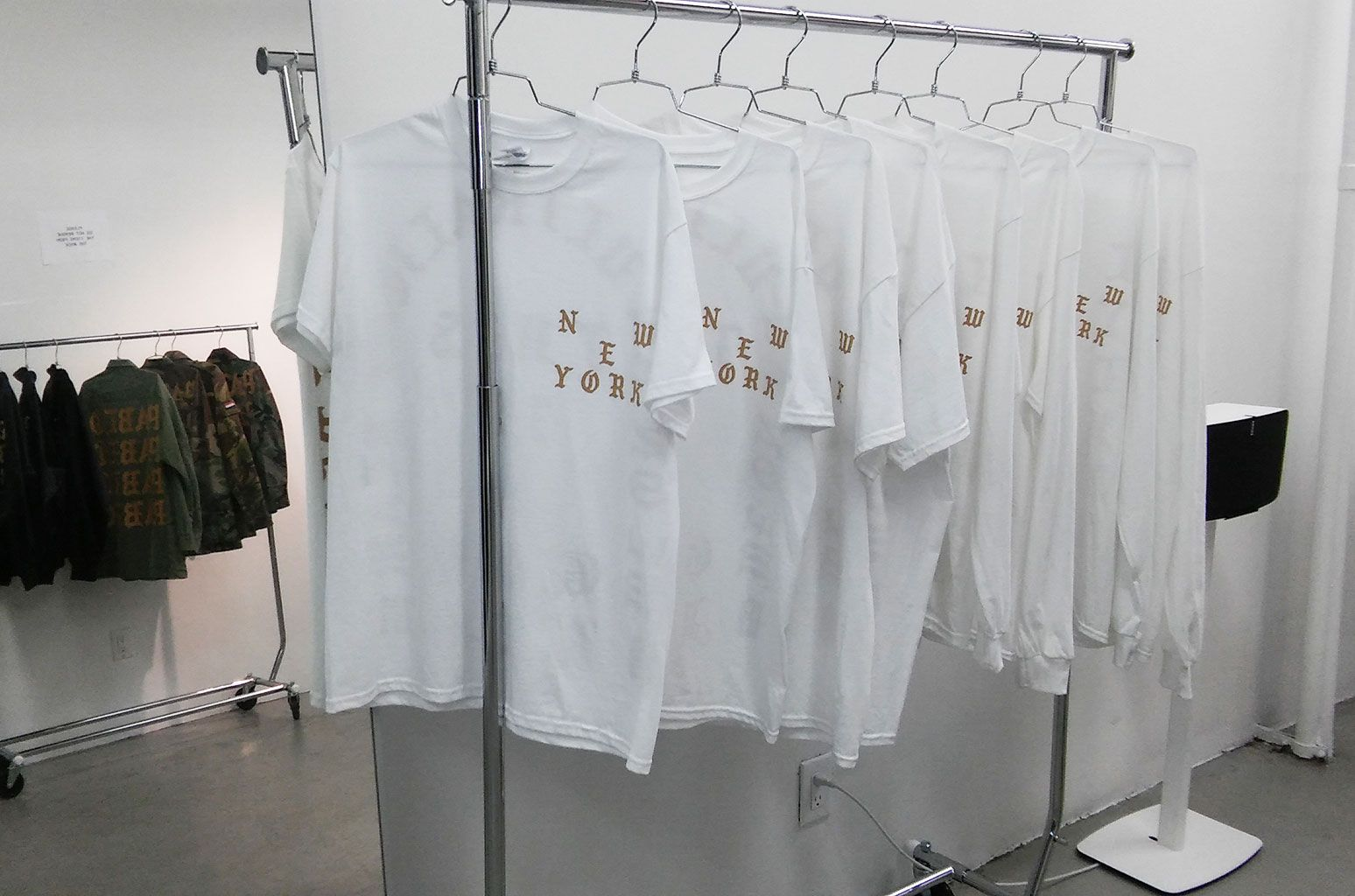 Pin By Jay Luxenaire On All Things Yeezy Pop Up Shop Pablo Merch Kanye West
