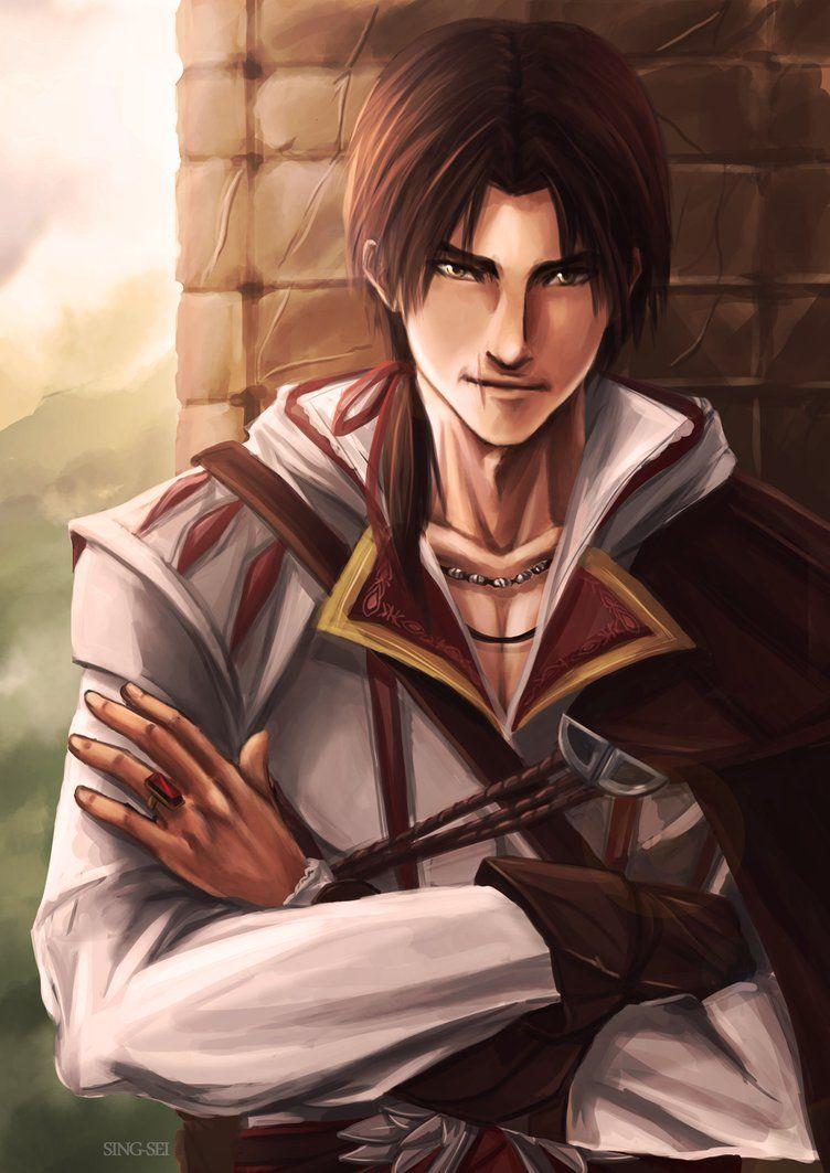 Ezio Auditore By Sing Sei Assassins Creed Assassin S