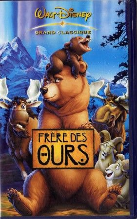 fr re des ours 2004 disney walt disney brother bear movies online et disney movies anywhere. Black Bedroom Furniture Sets. Home Design Ideas