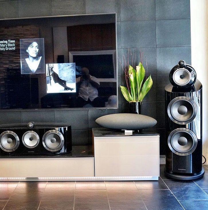B W 800 Series Speakers Audio Zimmer Heimkino Comedypreis