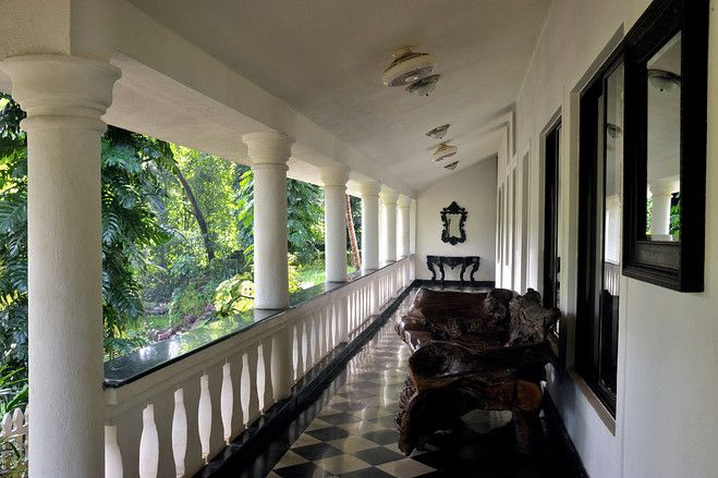 A Colonial Bungalow In Goa
