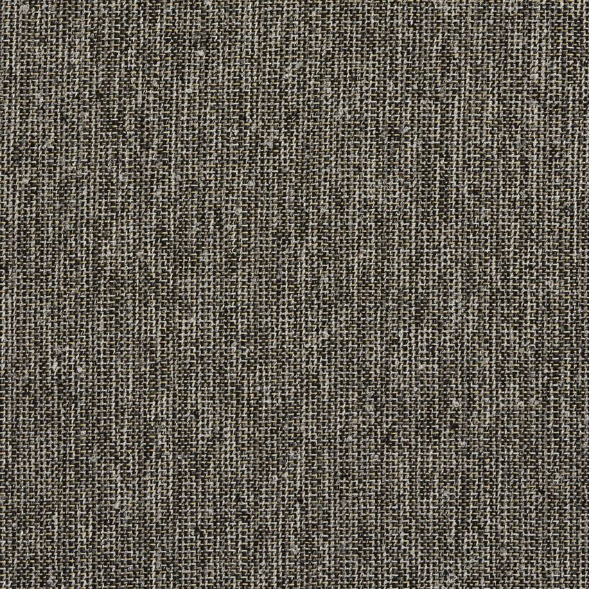 Graphite Black And Grey Solid Woven Tweed Upholstery Fabric