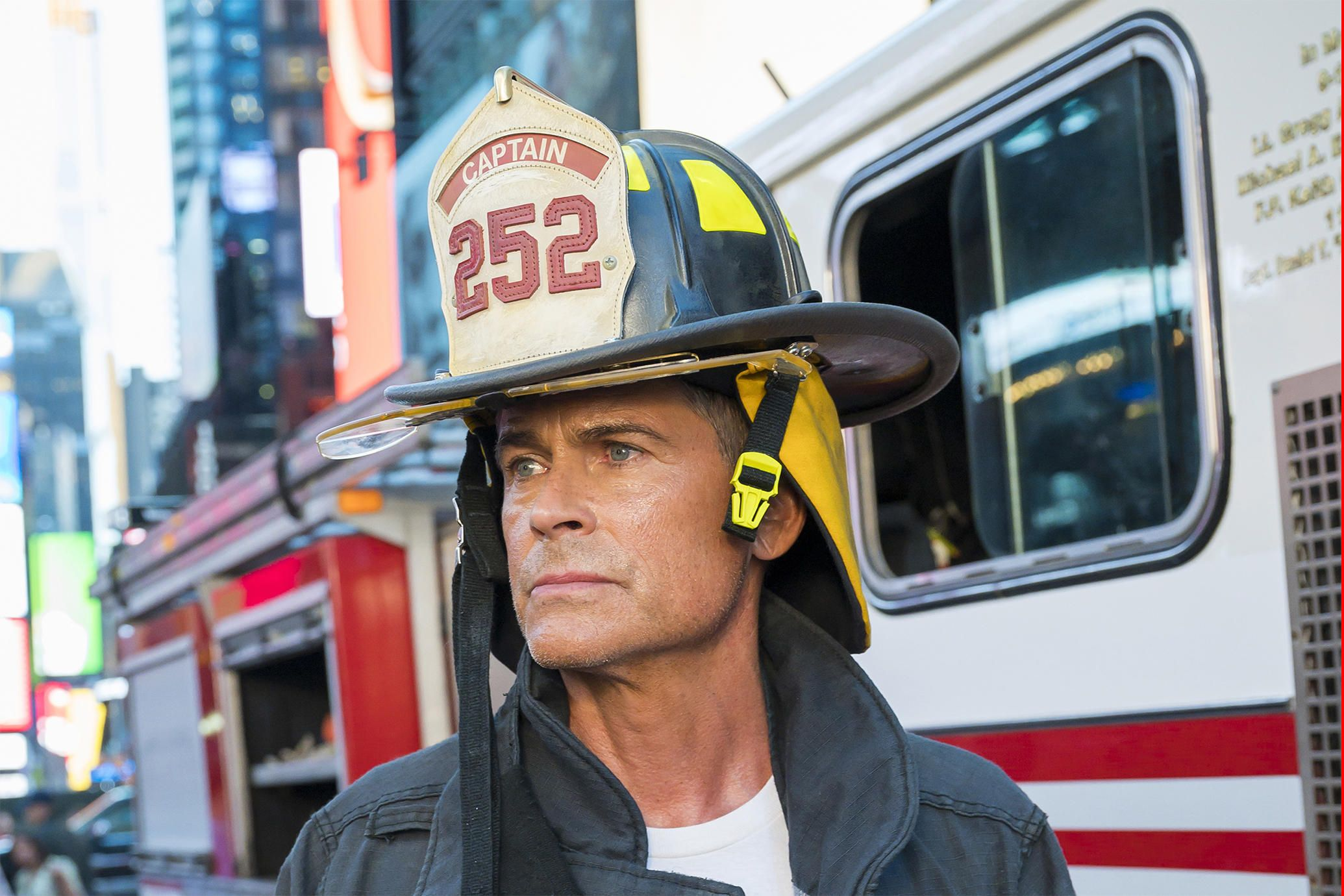 Rob Lowe and Liv Tyler Are a Steaming Hot Pair in This 9-1-1: Lone Star Teaser | TV Guide