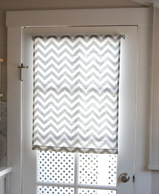 Window Treatment Ideas For Difficult To Decorate Windows Patio
