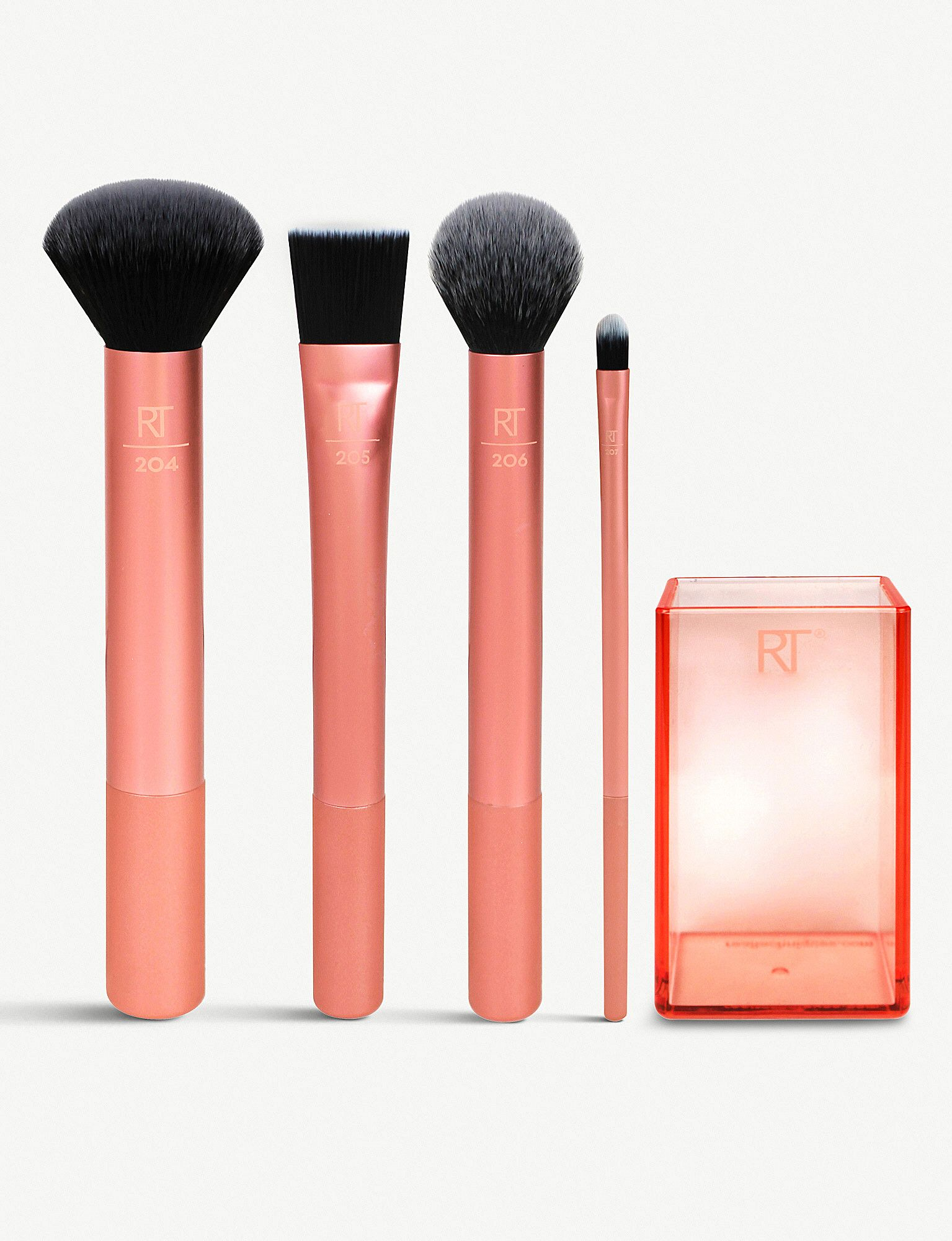 Real Techniques Flawless Base Makeup Brush Set Щетки