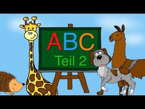 ABC Lied - Buchstaben lernen von G-L - Alphabet - Kinderlieder deutsch - Phonics song - YouTube