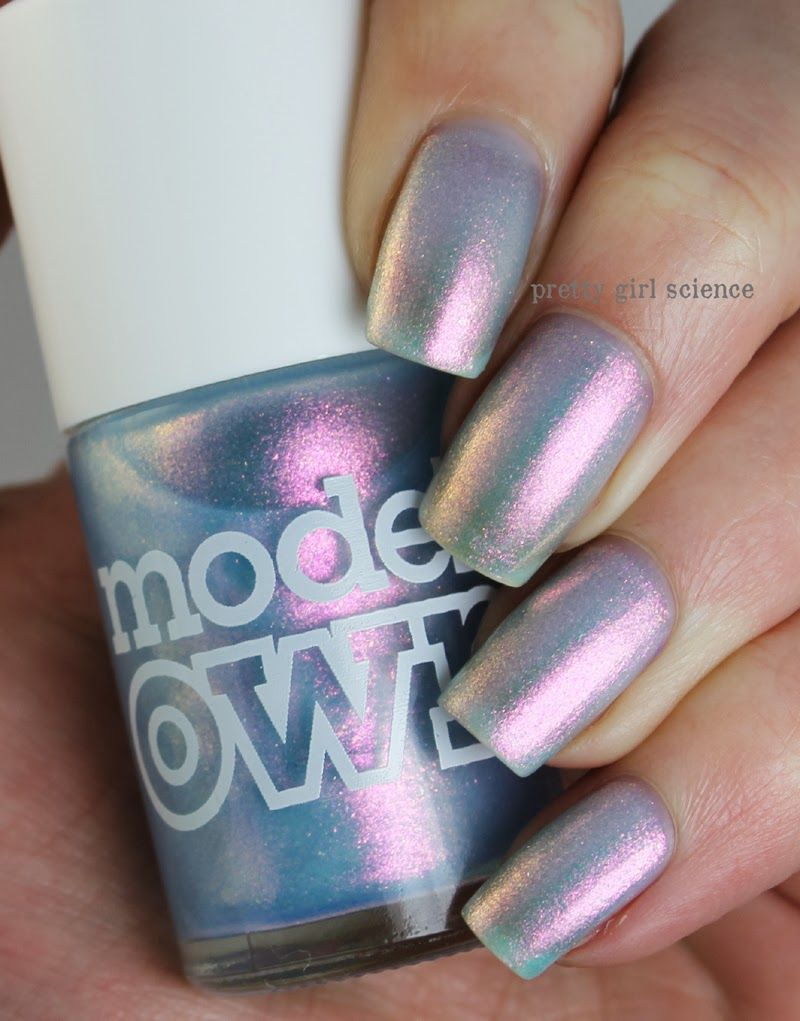 Pretty Girl Science: My First Models Own Polishes. I am in LOVE ...